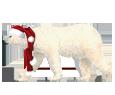 Orso bianco ##STADE## - colore 117
